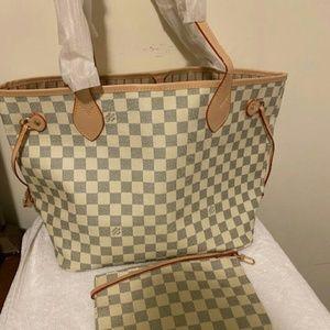 Louis Vuitton neverfull zise MM
